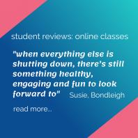 student reviews: online classes