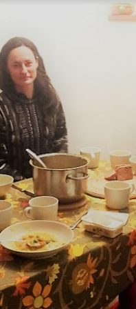 Bean and Butternut soup